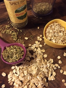 fennel mask ingredients