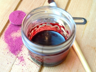 3 Ingredient Lip and Cheek Stain