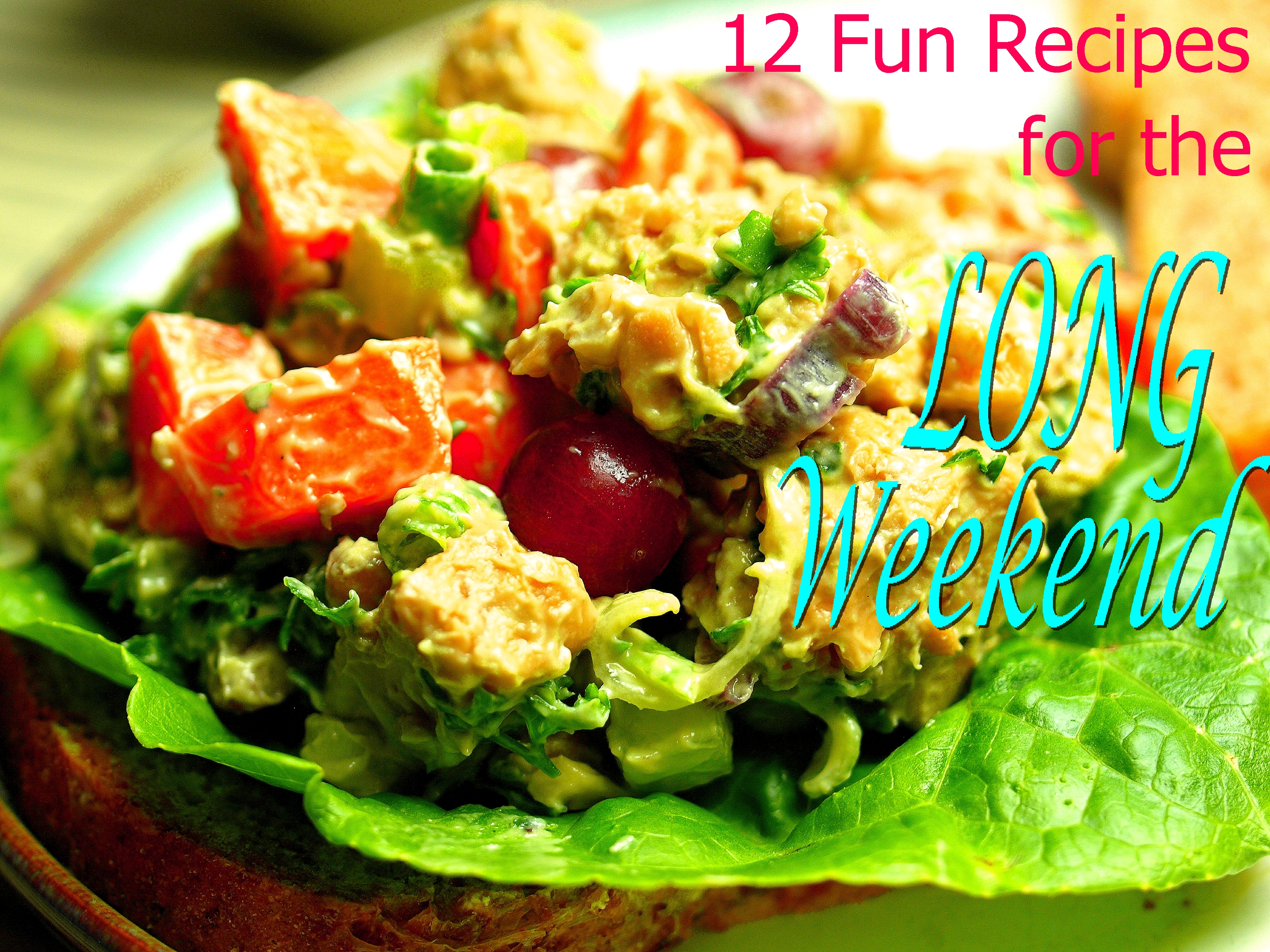 12 Recipes for Your Long Weekend Get-Together | Feeding ...