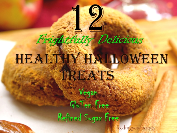 healthy halloween treats vegan gluten free
