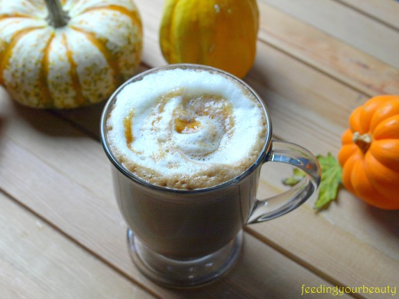 perfect dairy free psl