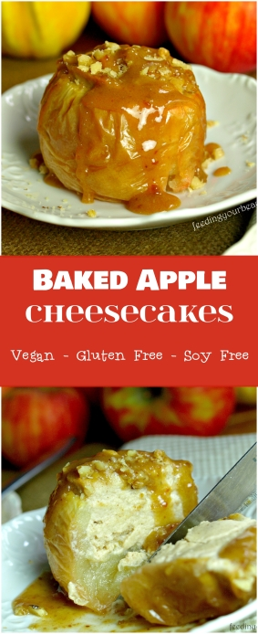 baked-apple-cheesecake-collage