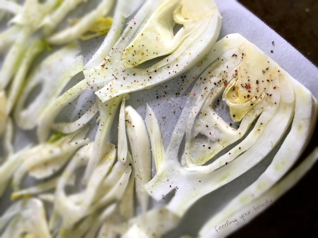 fennel unroasted