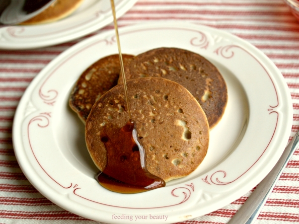Silver Dollar Pancakes (Gluten-free) Recipe — Dishmaps