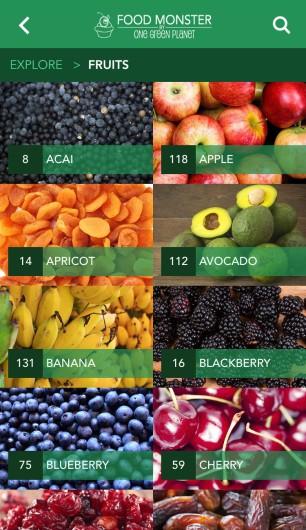 Explore-fruit