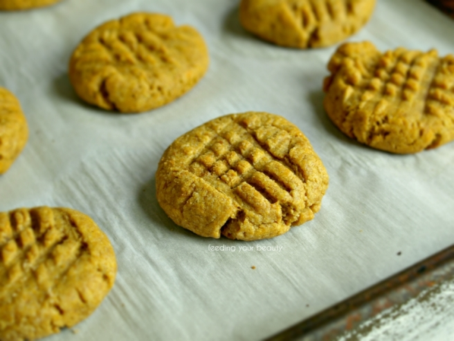 peanut butter cookie pan
