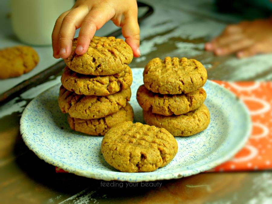 peanut butter cookie reach