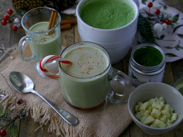 Three Matcha Recipes for the Holidays - Dairy Free, Vegan, Refined Sugar Free