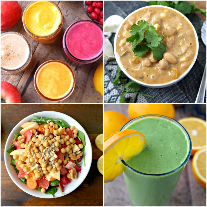 The Soup, Salad, Smoothie Easy Jump-Start Clean Eating Plan