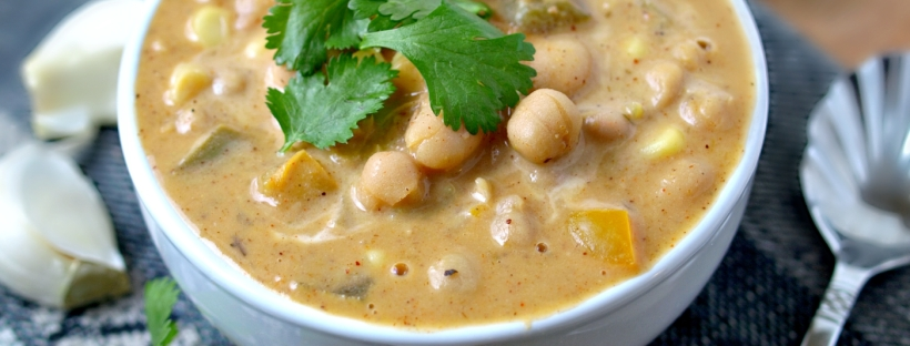 White Bean Chili Vegan And Oil Free Feed Your Beauty