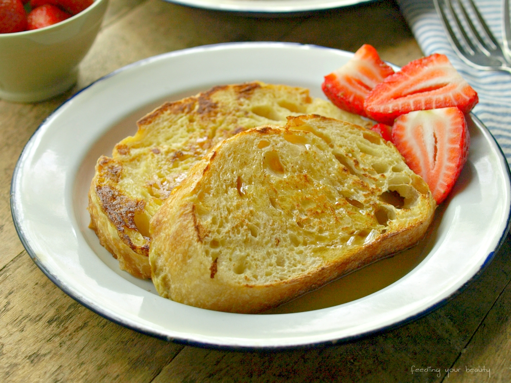 Classic Vegan French Toast
