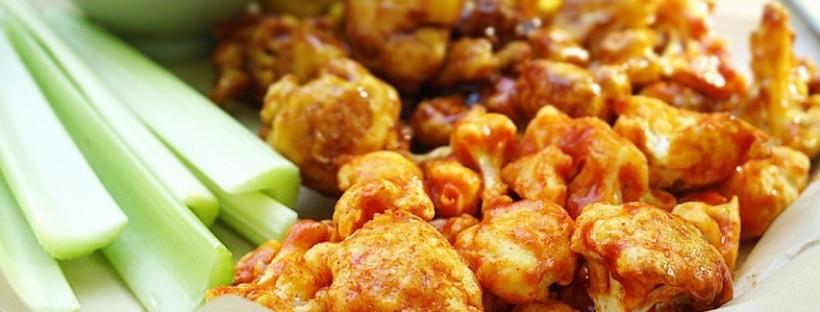 Ultimate Cauliflower Wing Sampler - 3 Awesome Flavors - Vegan, Gluten Free, Easy