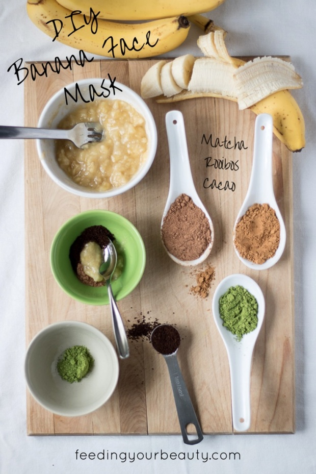 3 DIY Banana Face Masks for Glowing Skin